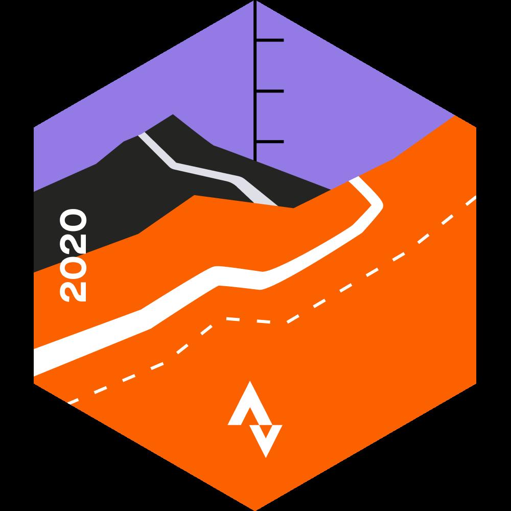 October Cycling Climbing Challenge logo