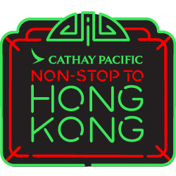 Cathay Pacific Nonstop to Hong Kong Challenge logo