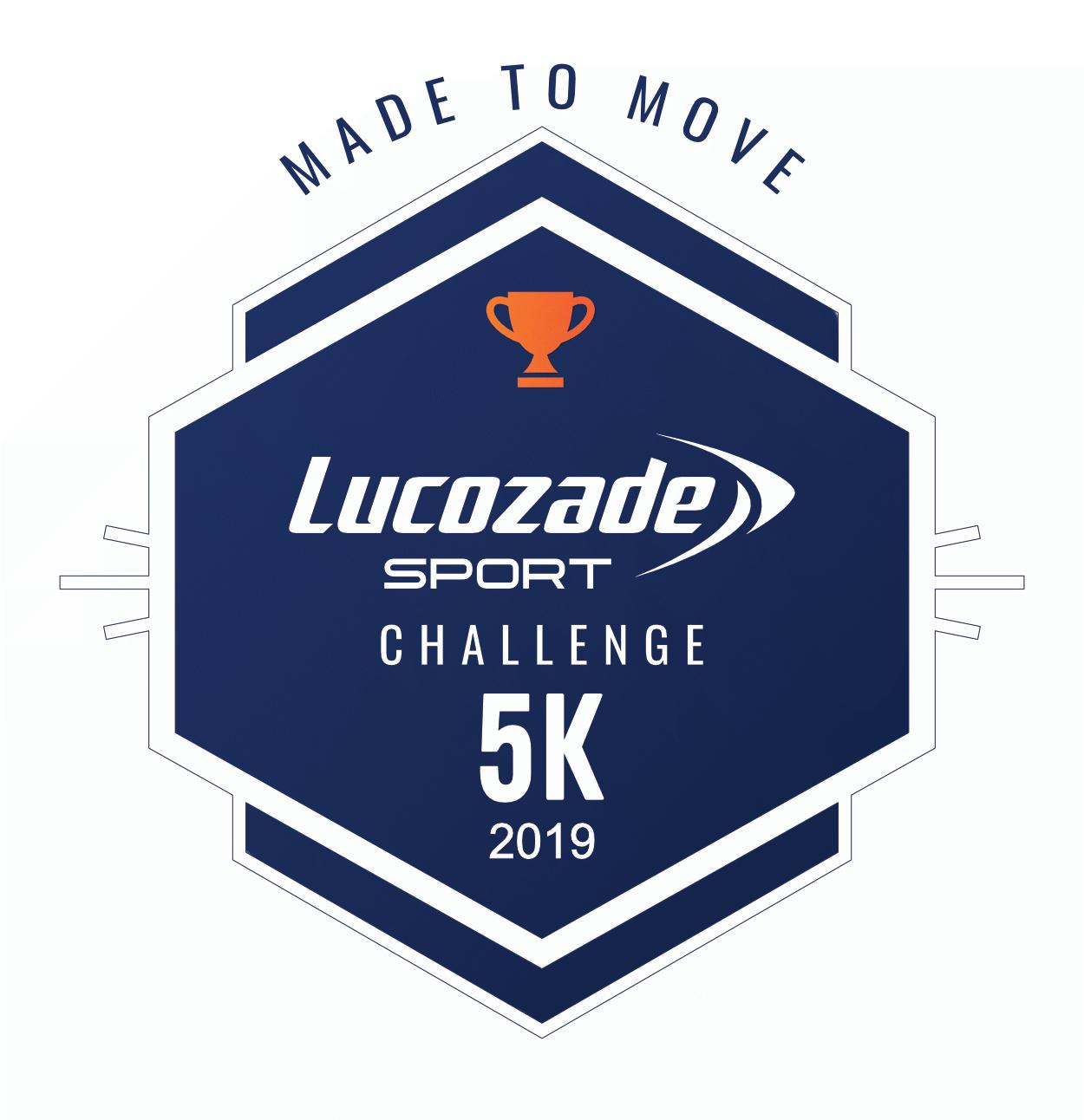 Lucozade Sport #MadetoMove Challenge
