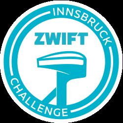 Zwift Innsbruck Challenge logo
