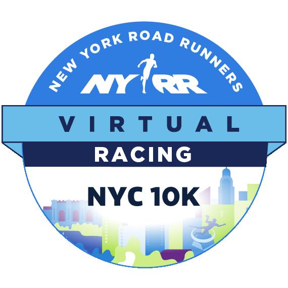 NYRR Virtual NYC 10K