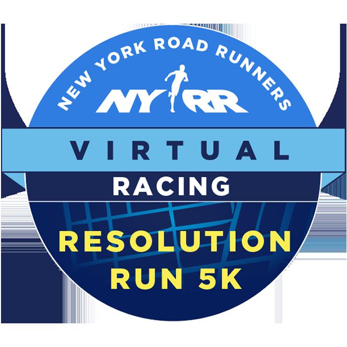 NYRR Virtual Resolution Run 5K