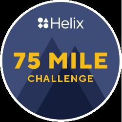 Helix 75 Mile Challenge