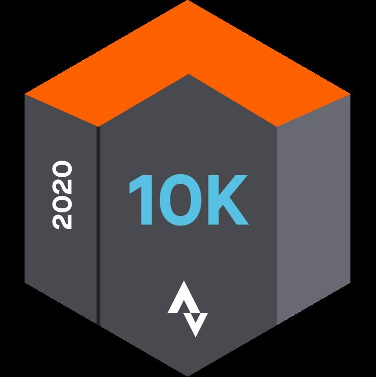 December 10K logo