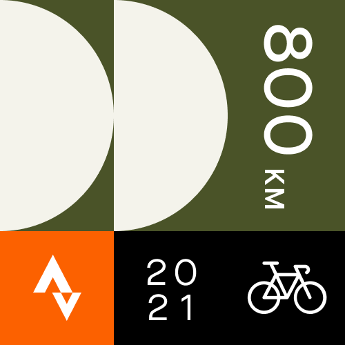 August Cycling Consistency Challenge