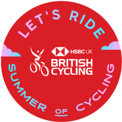 HSBC UK Let's Ride Summer of Cycling