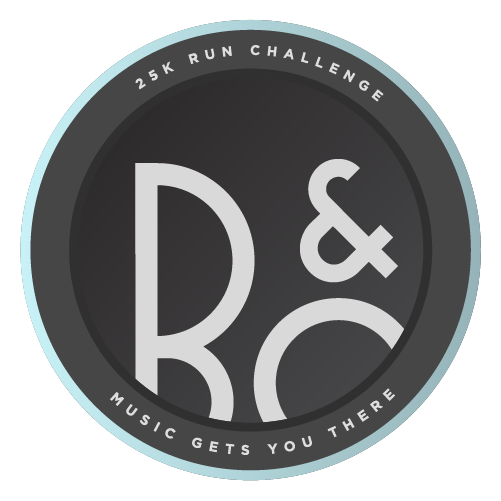 Bang & Olufsen 25km Running Challenge