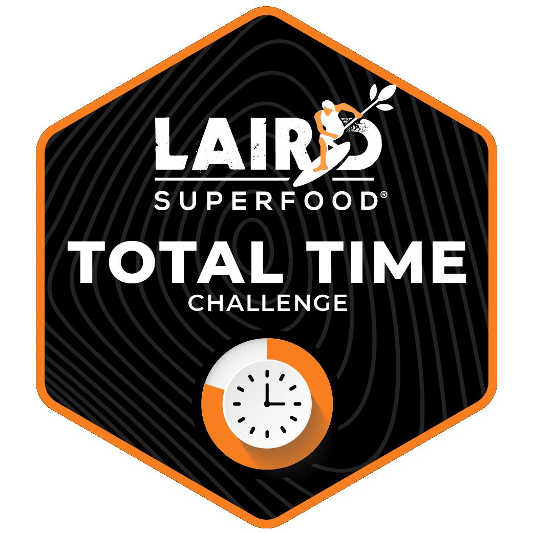 Laird Superfood Time Challenge