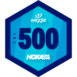 Team Wiggle x HOKA ONE ONE® Tri 500