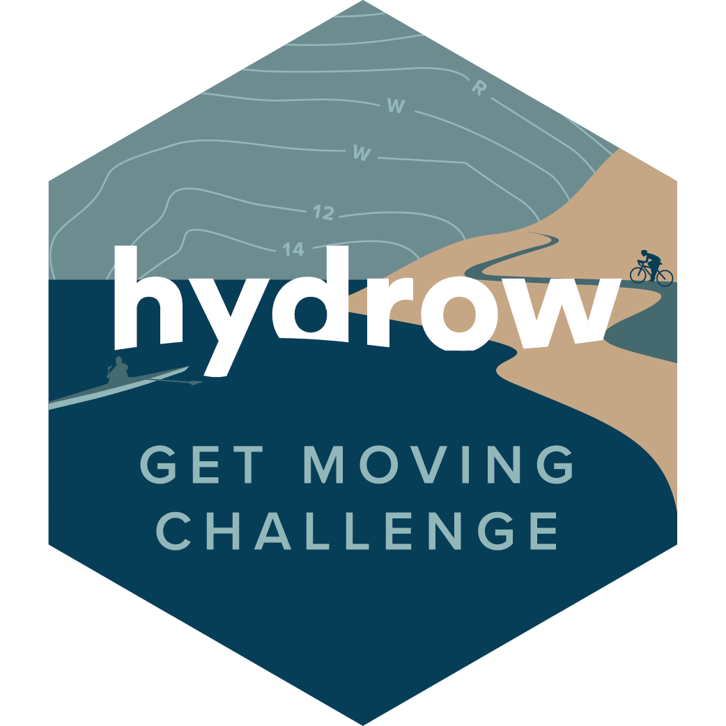 Hydrow Get Moving Challenge