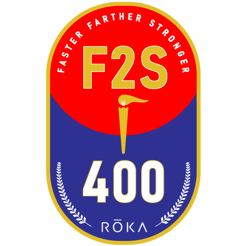 ROKA Faster Farther Stronger 400