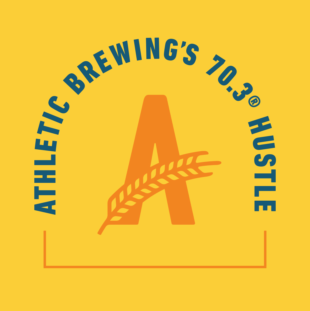 Athletic Brewing's 70.3® Hustle