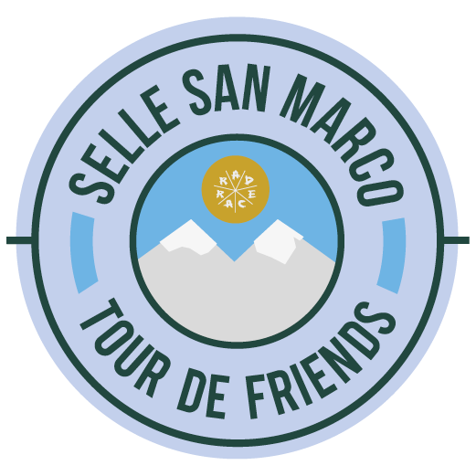 Selle San Marco x RAD RACE Tour de Friends 2018