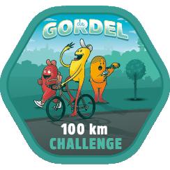 DE GORDEL 100 km Challenge 2021