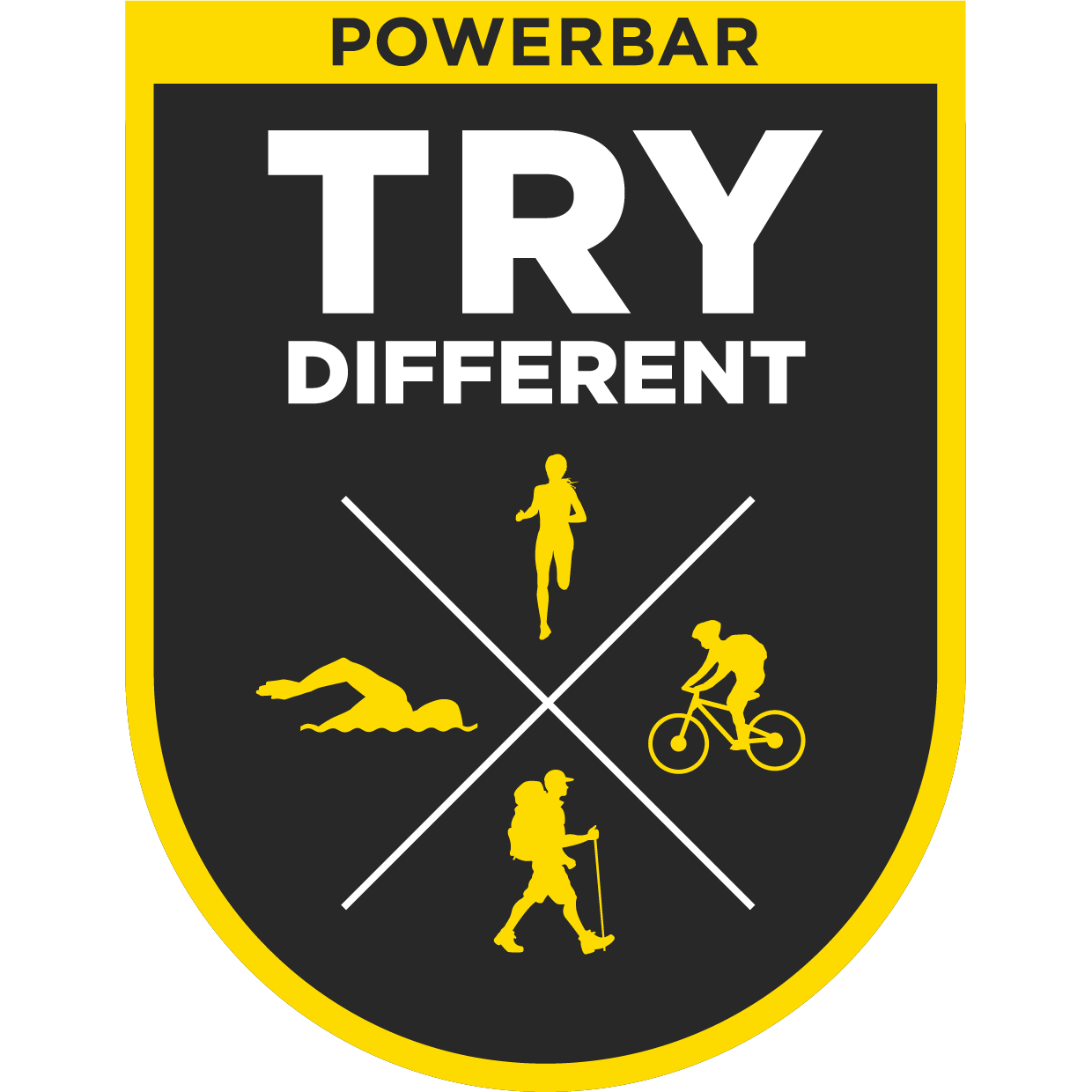 Try different - with PowerBar