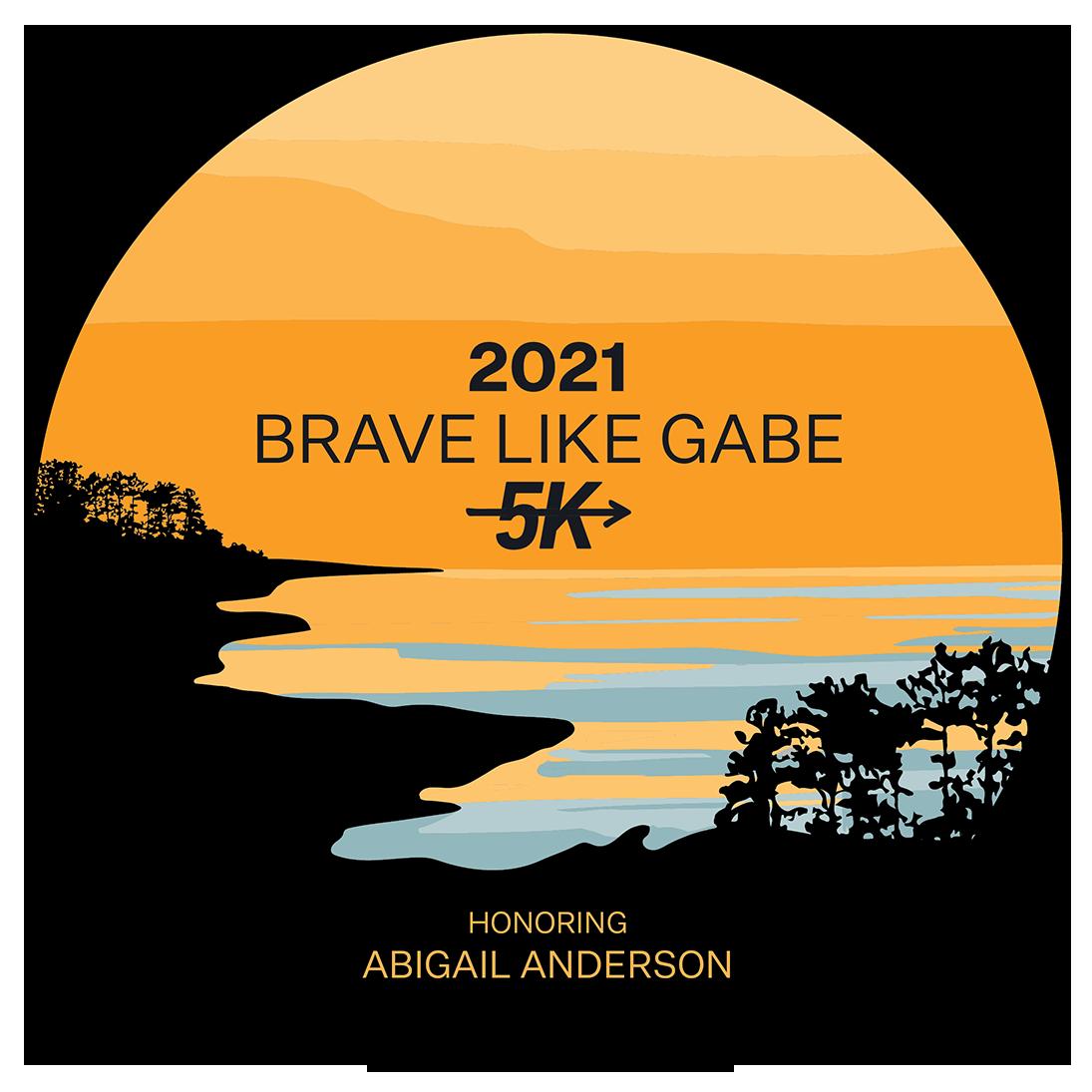 Virtual Brave Like Gabe 5K