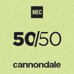Cannondale X MEC: 50th Anniversary Ride