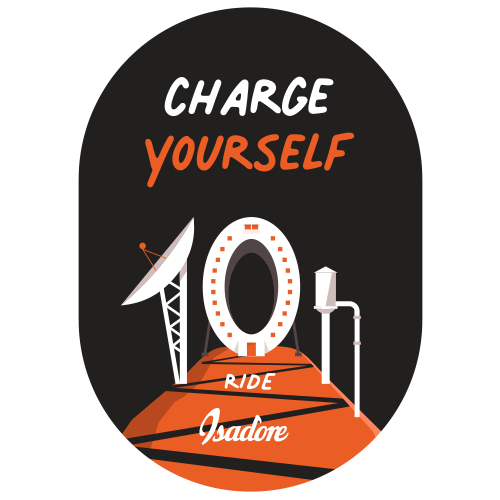 Charge Yourself by Isadore