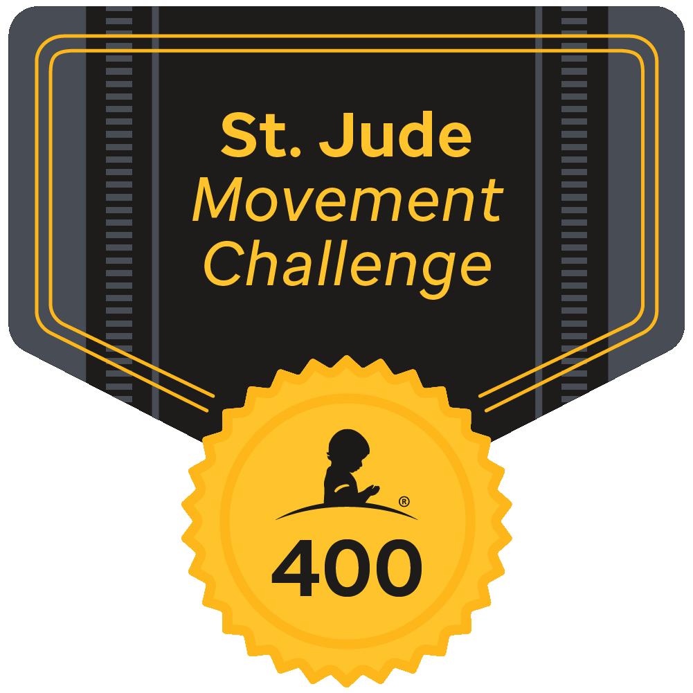 St. Jude Movement Challenge