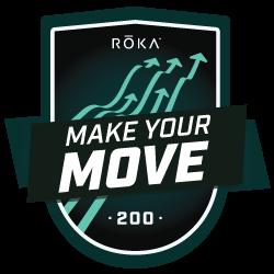The ROKA Make Your Move 200