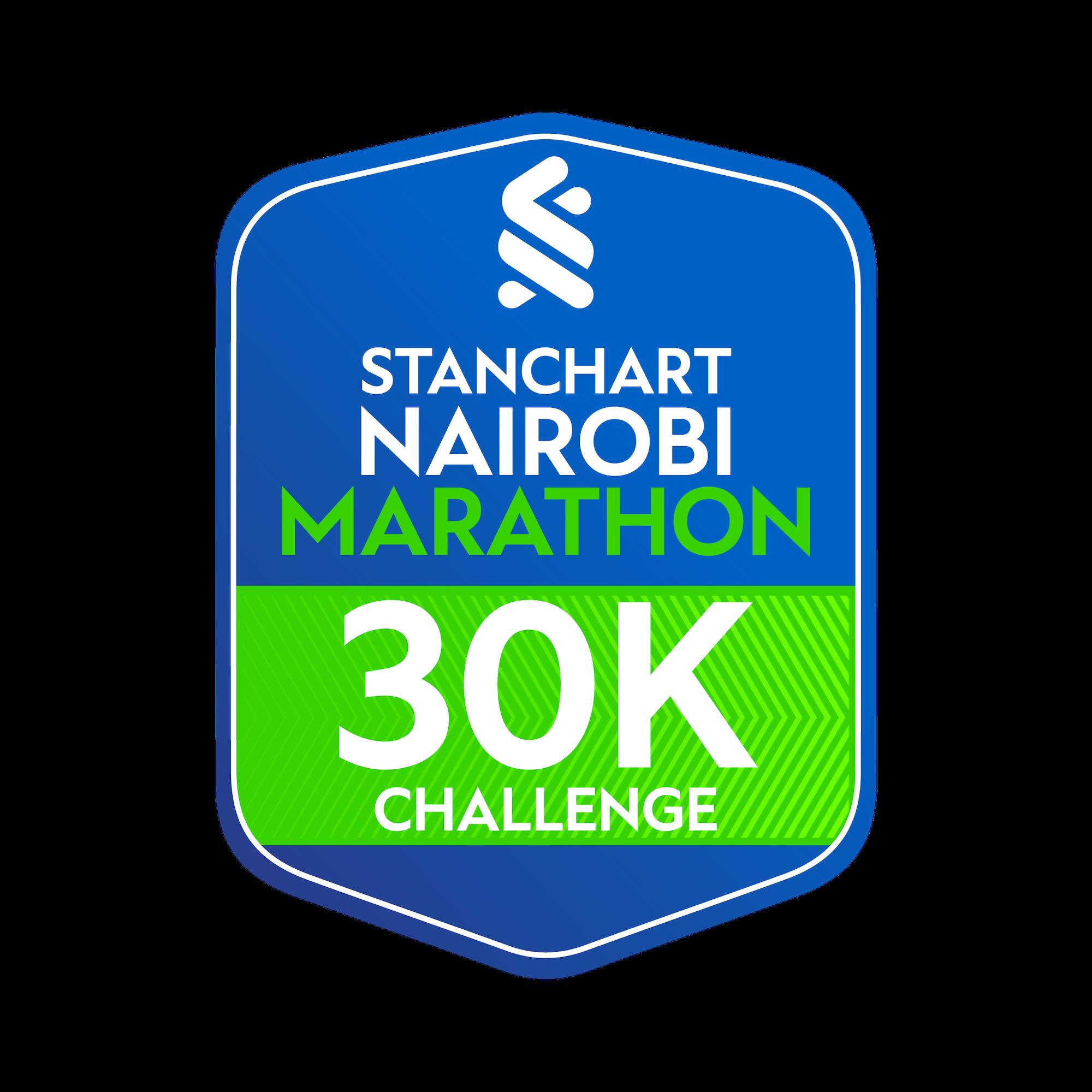 StanChart Nairobi Marathon 30k Challenge