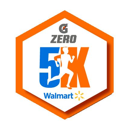 Gatorade Powder Walmart 5K Challenge