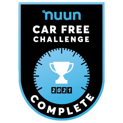 Nuun Car-Free Commute Challenge