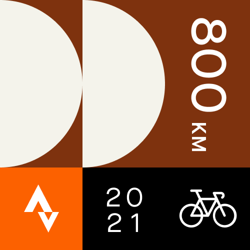 October Cycling Consistency Challenge
