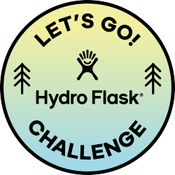 Hydro Flask Let's Go! Challenge