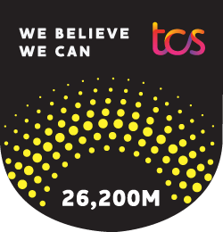 TCS We Believe We Can