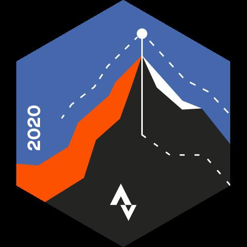 August Run Climbing Challenge logo