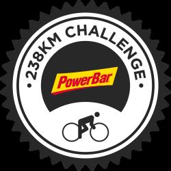 PowerBar Cycling Challenge logo