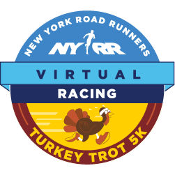 NYRR Virtual Turkey Trot - 5k logo