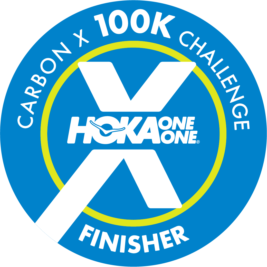 HOKA ONE ONE® Project Carbon X 100K Challenge