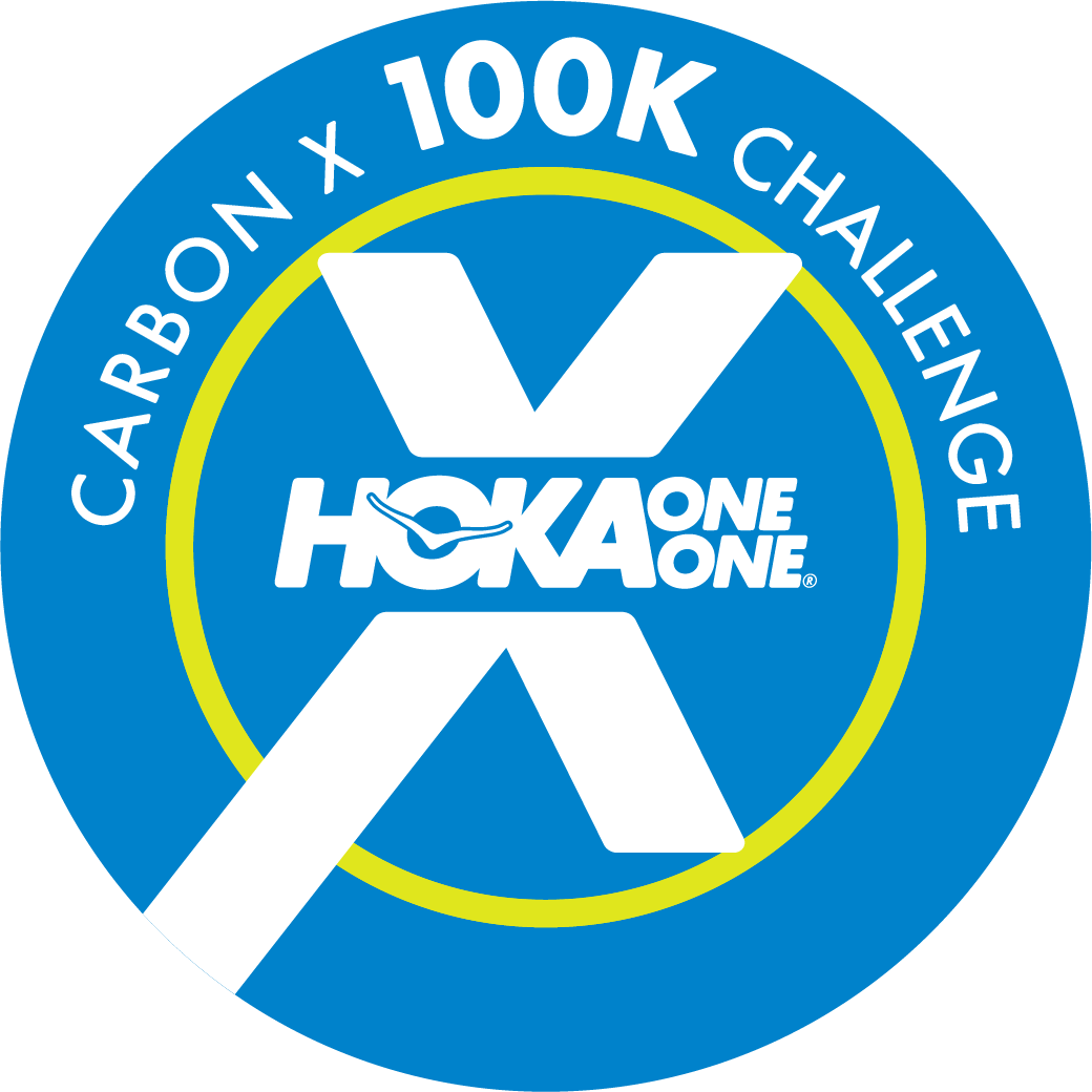 HOKA ONE ONE® Project Carbon X 100K Challenge logo