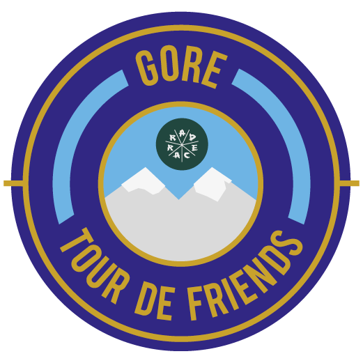 Gore Wear x RAD RACE Tour de Friends 2018