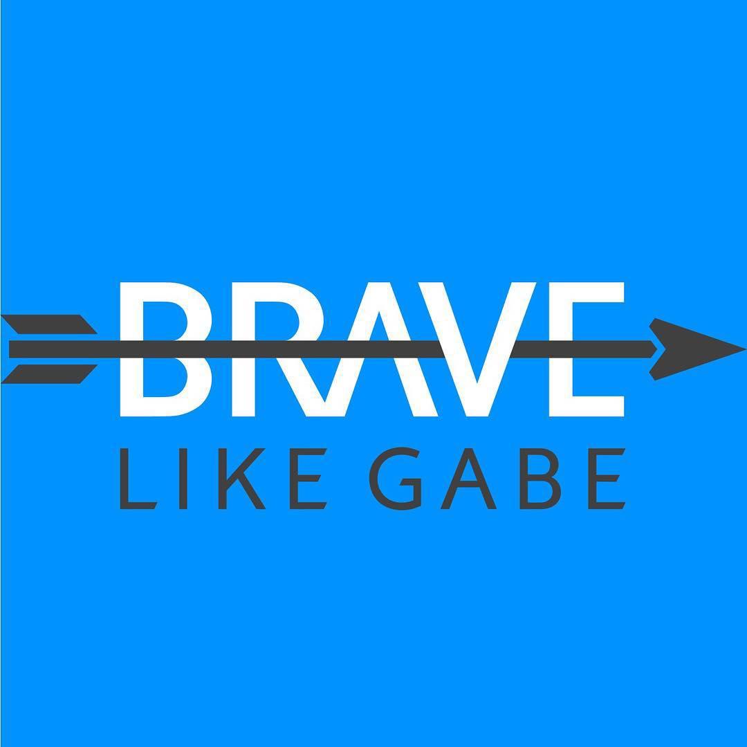 Brave Like Gabe logo