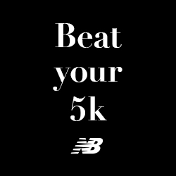 New Balance Beat Your 5K