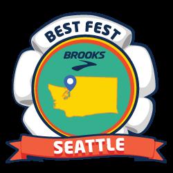 Brooks Best Fest Seattle