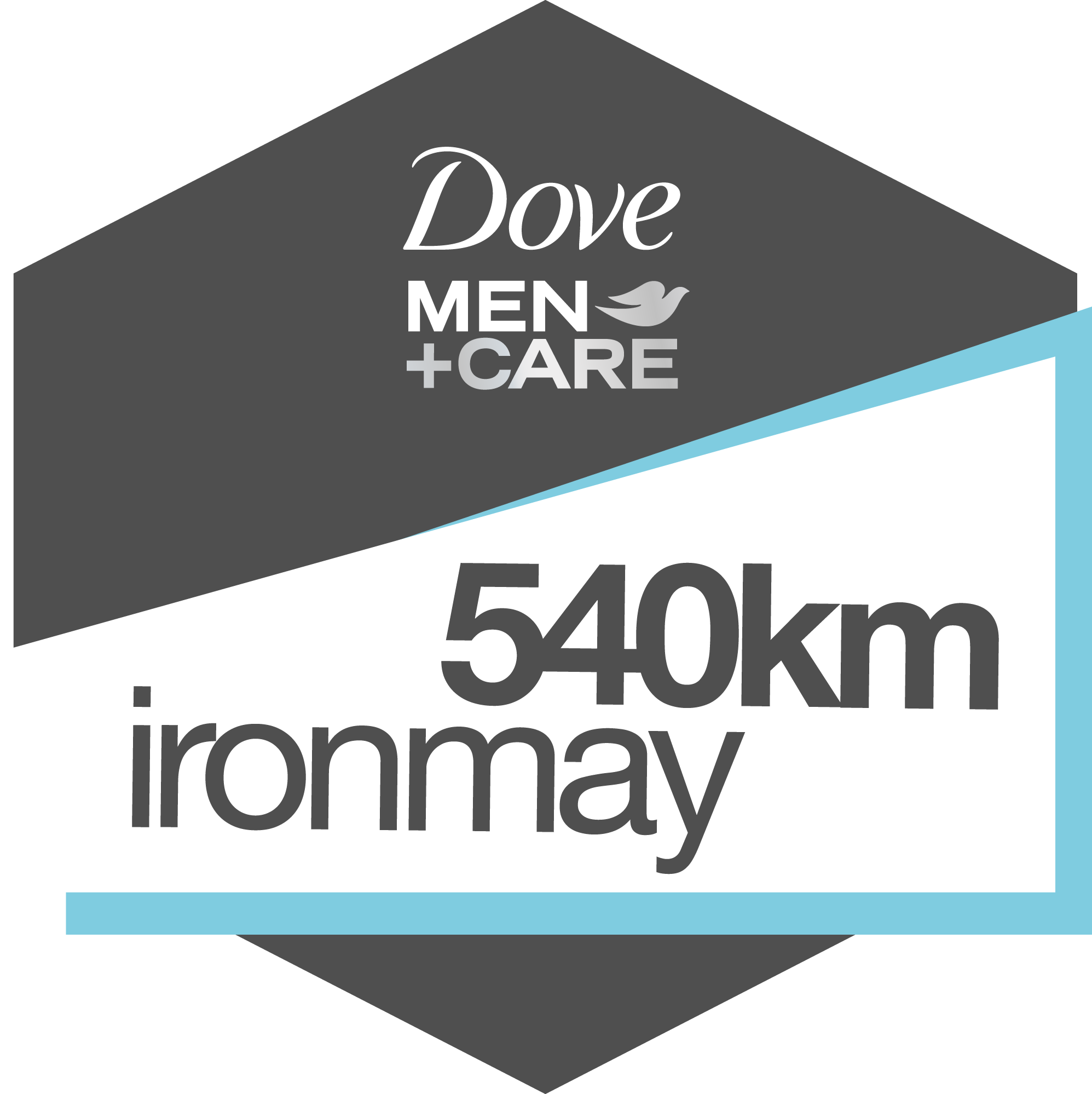 Dove Men+Care IronMay logo