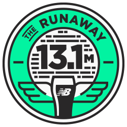 The RUNAWAY from New Balance: 13.1 Miles for Pints