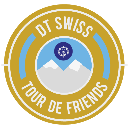 DT Swiss x RAD RACE Tour de Friends 2018