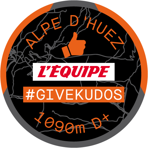 L'Équipe #GiveKudos