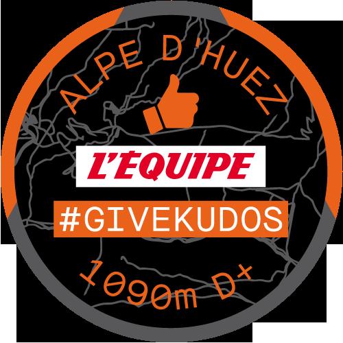 L'Équipe #GiveKudos
