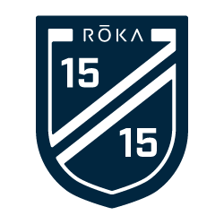 ROKA 15/15 Challenge logo