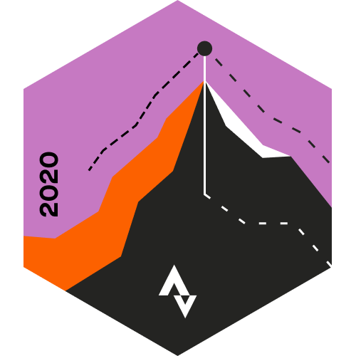 June Run Climbing Challenge logo