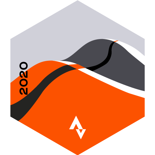 May Running Distance Challenge logo