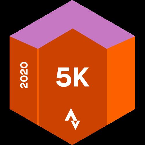 June 5K logo