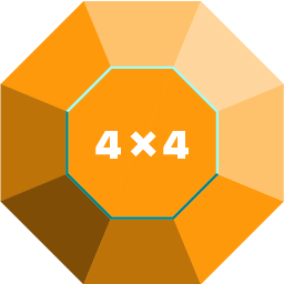 4x4 with Friends logo