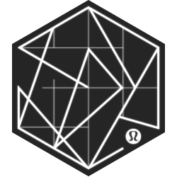 lululemon Ghost Race NYC: Central Park logo